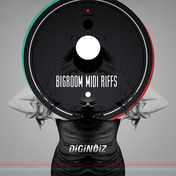 BigRoom Midi Riffs